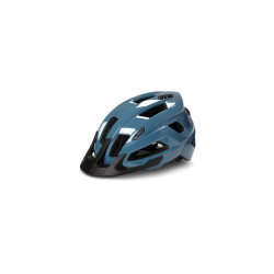 Шлем CUBE Helmet STEEP (синий)