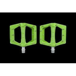 Педали RFR Flat CMPT (зелёные)